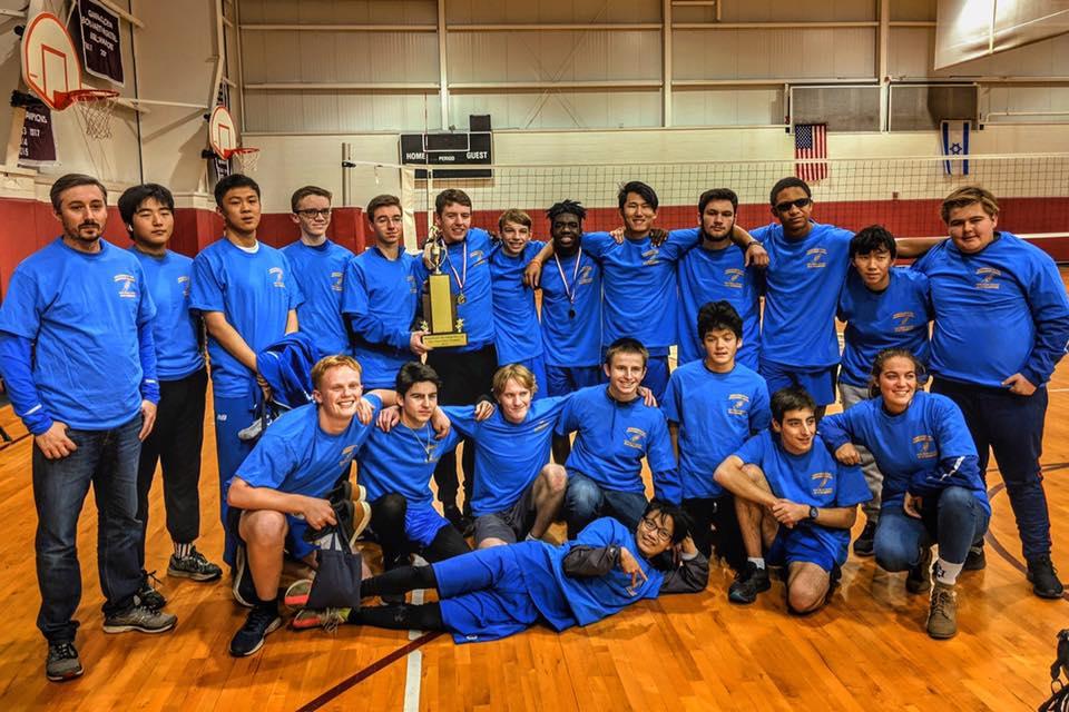 2018 Boys XC MBIL Championship